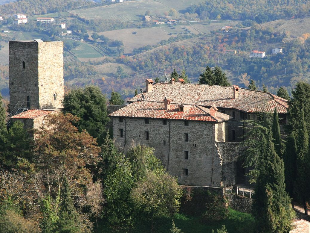 Painting holiday to Gubbio, Umbria