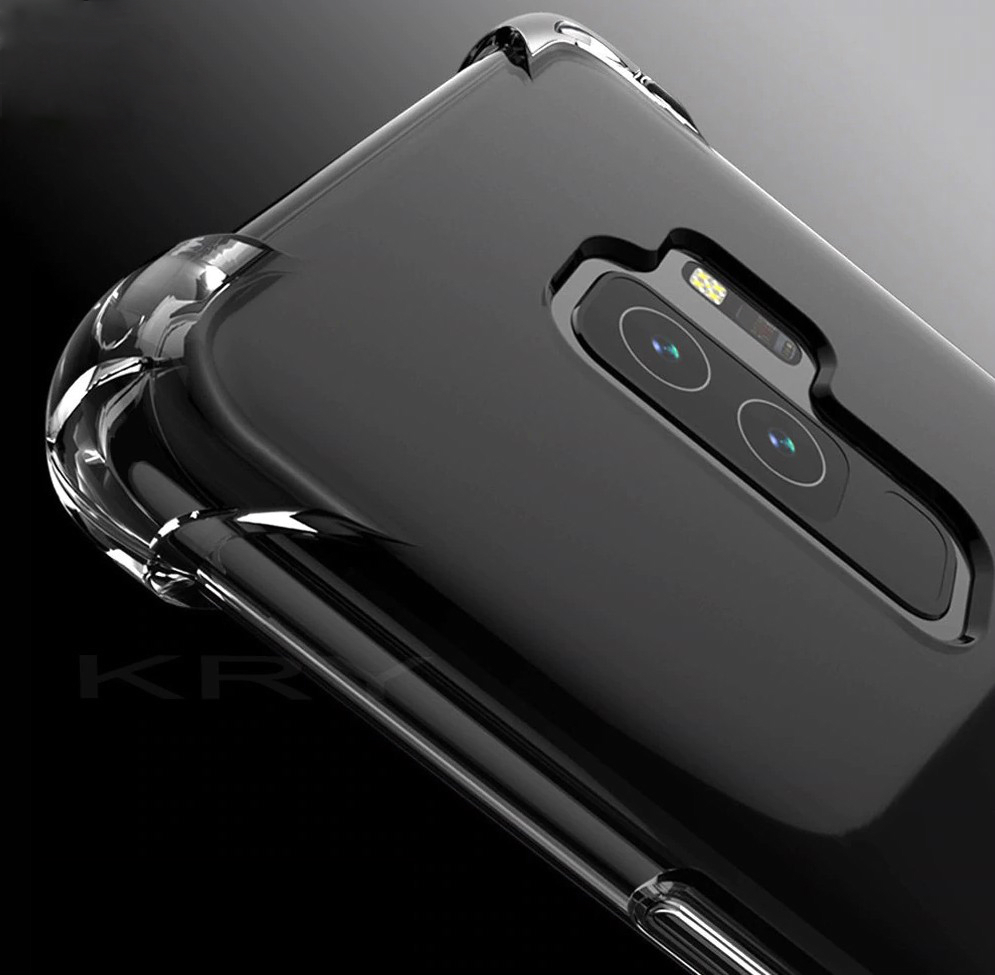 Kry Crystal clear case for Samsung Galaxy S9 Series