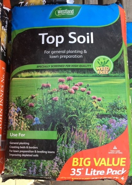 Westland Top Soil 35 Ltr