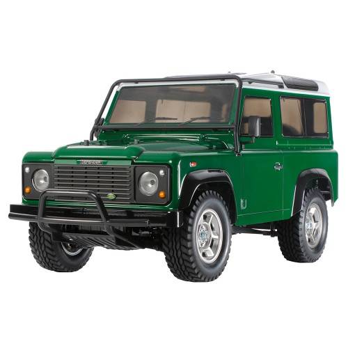 Land Rover Defender Remote Control Car
