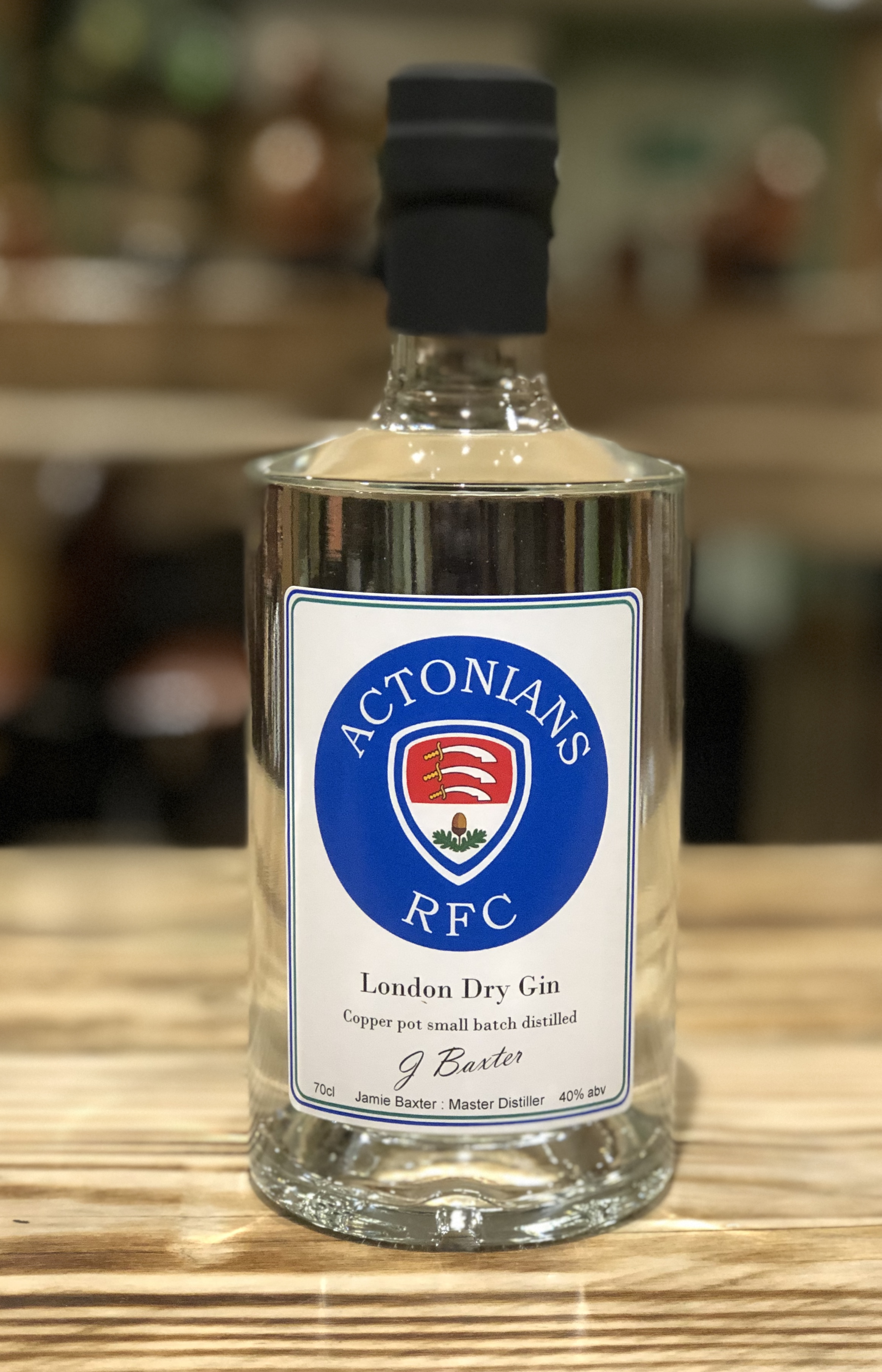 Actonians RFC 'London Dry Gin'