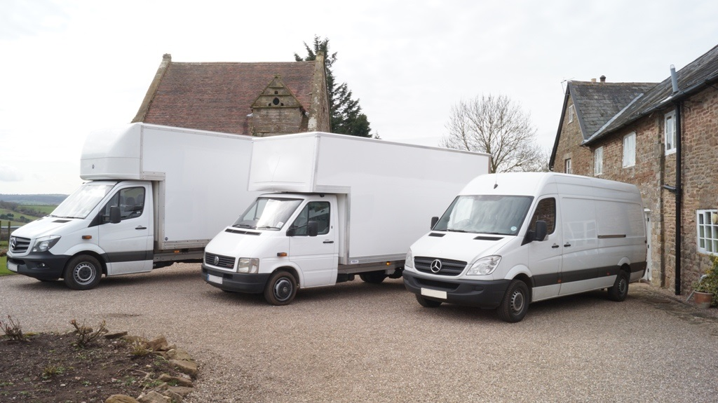 House Removals Stroud