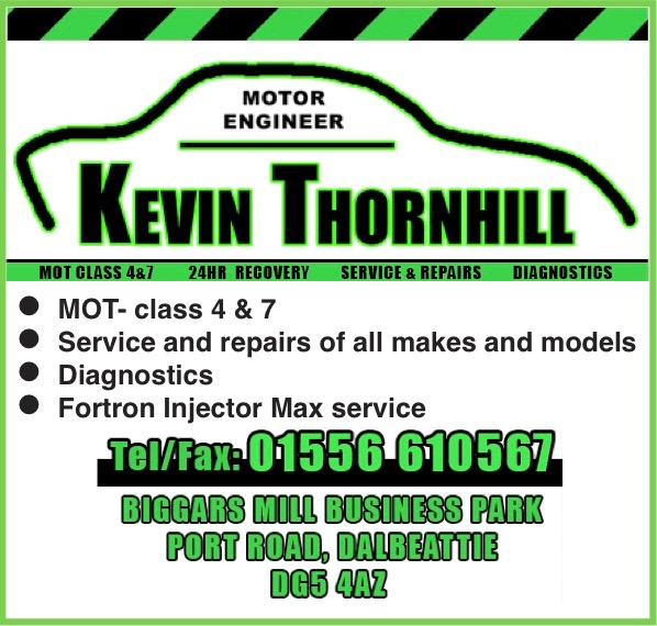 Link to Kevin Thornhill motor engineer