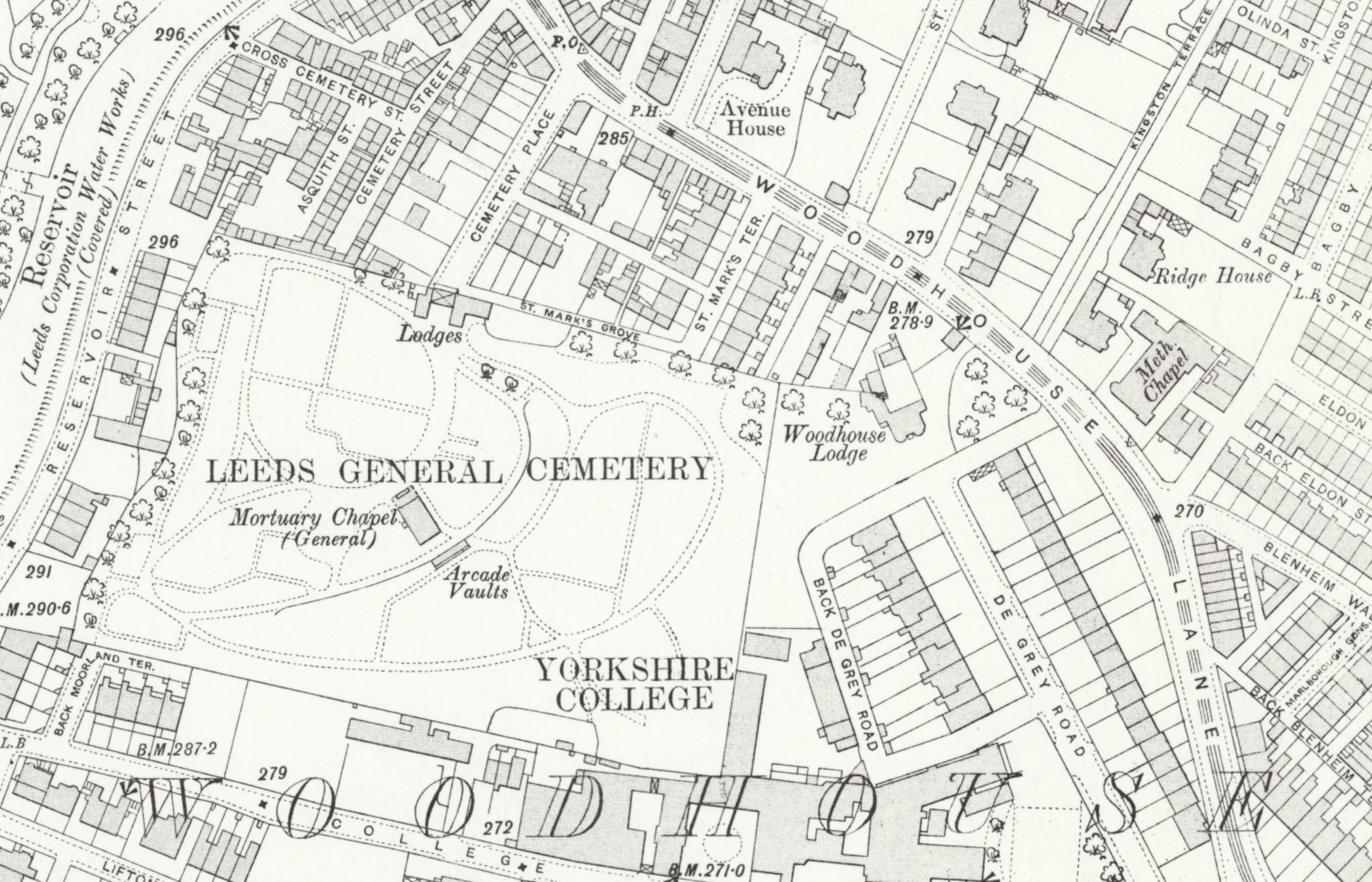 Woodhouse CemeteryJPG