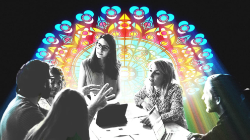 Fast Company: - How work became the millennial religion of choice
