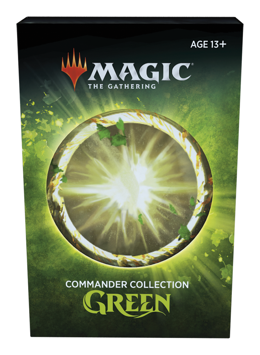 Commander Collection: Green **Pre-Order**