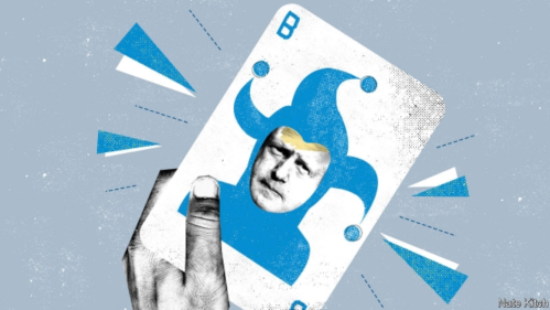 The Economist: - Boris Johnson as prime minister would be a gamble
