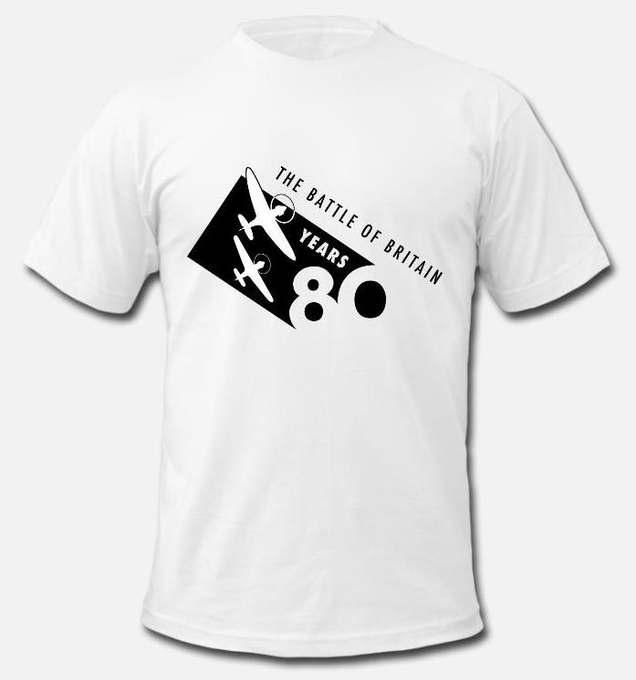 The Battle of Britain 80th Anniversary men's t-shirt
