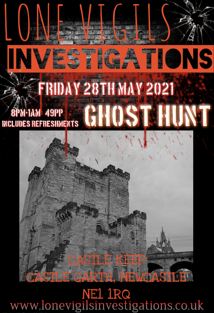 SOLD OUT Castle Keep  Friday 28th May 2021 8pm-1am
