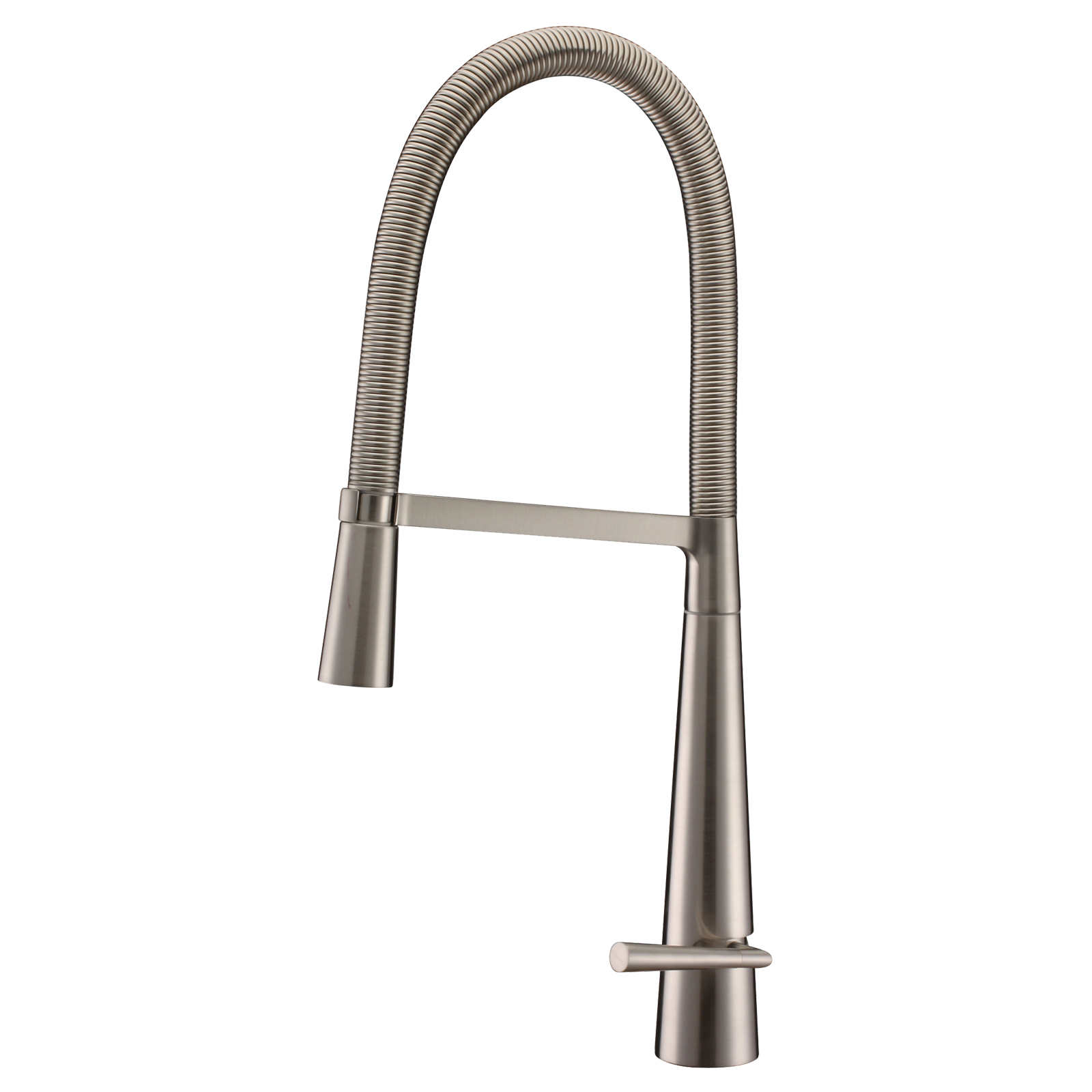 Monte Carlo Pull Out Kitchen Mixer Tap (Brushed)