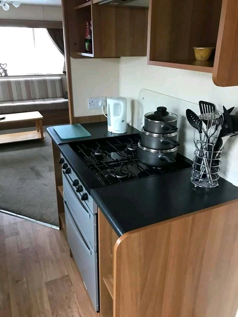 *215*  Golden Gate Holiday Centre, Towyn, North Wales