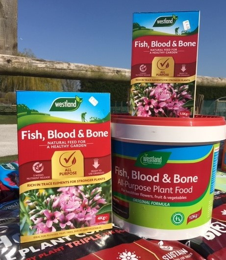 Westland Fish Blood & Bone Fertilser