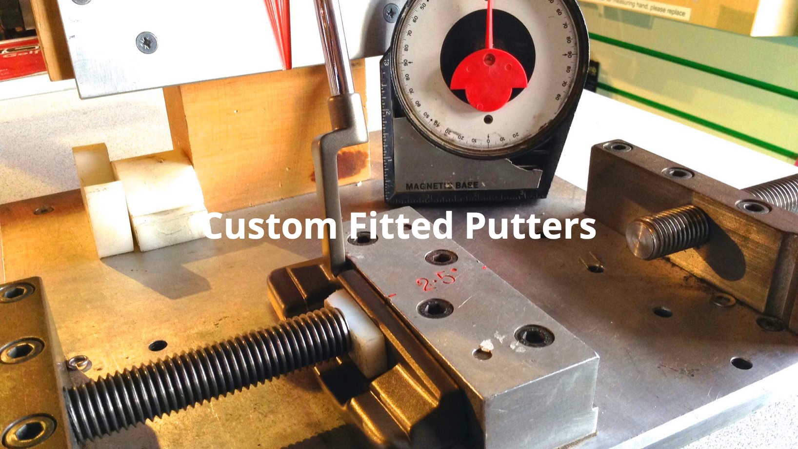 Custom Fitted Putters