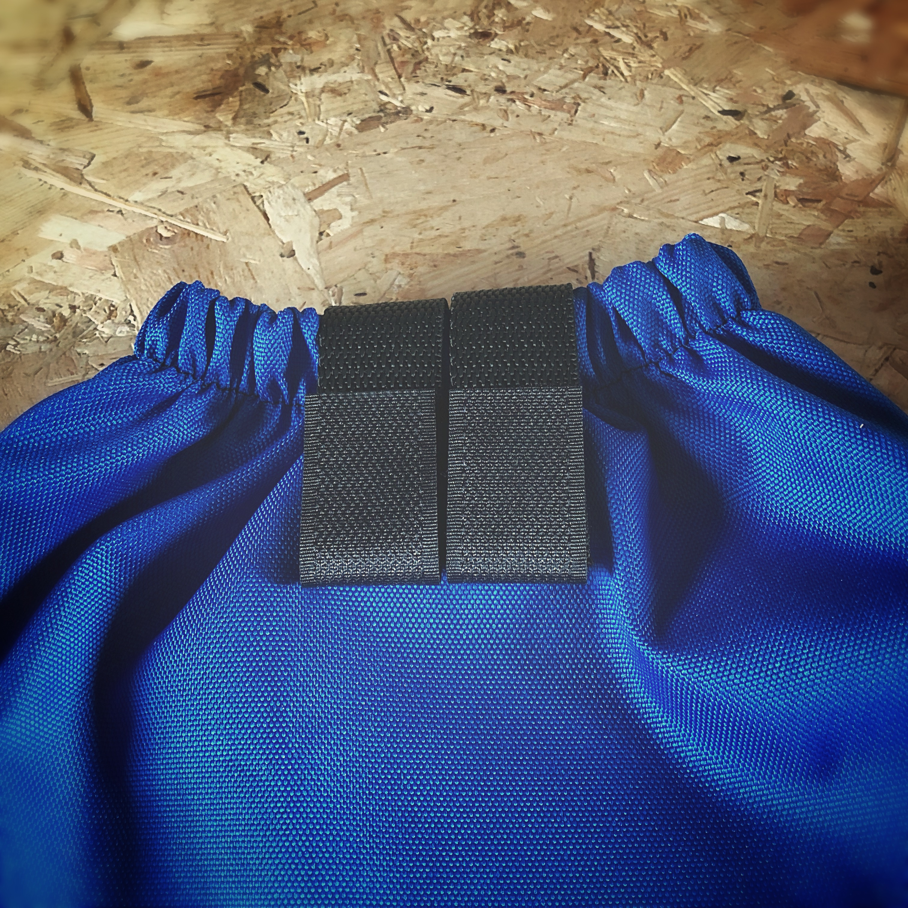 Ultimate tail bag - Royal Blue