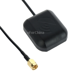 Vehicle GPS Antenna Active Receiver Magnetic