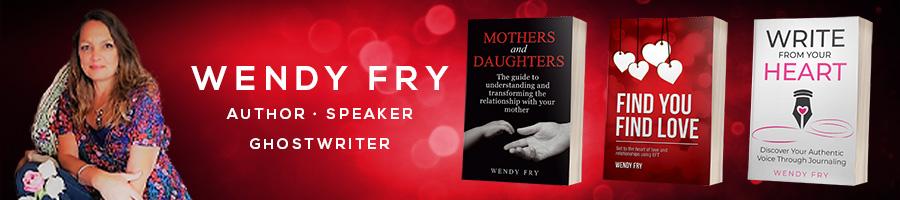 Wendy Fry Author Speaker Ghostwriter & Creativity Coach