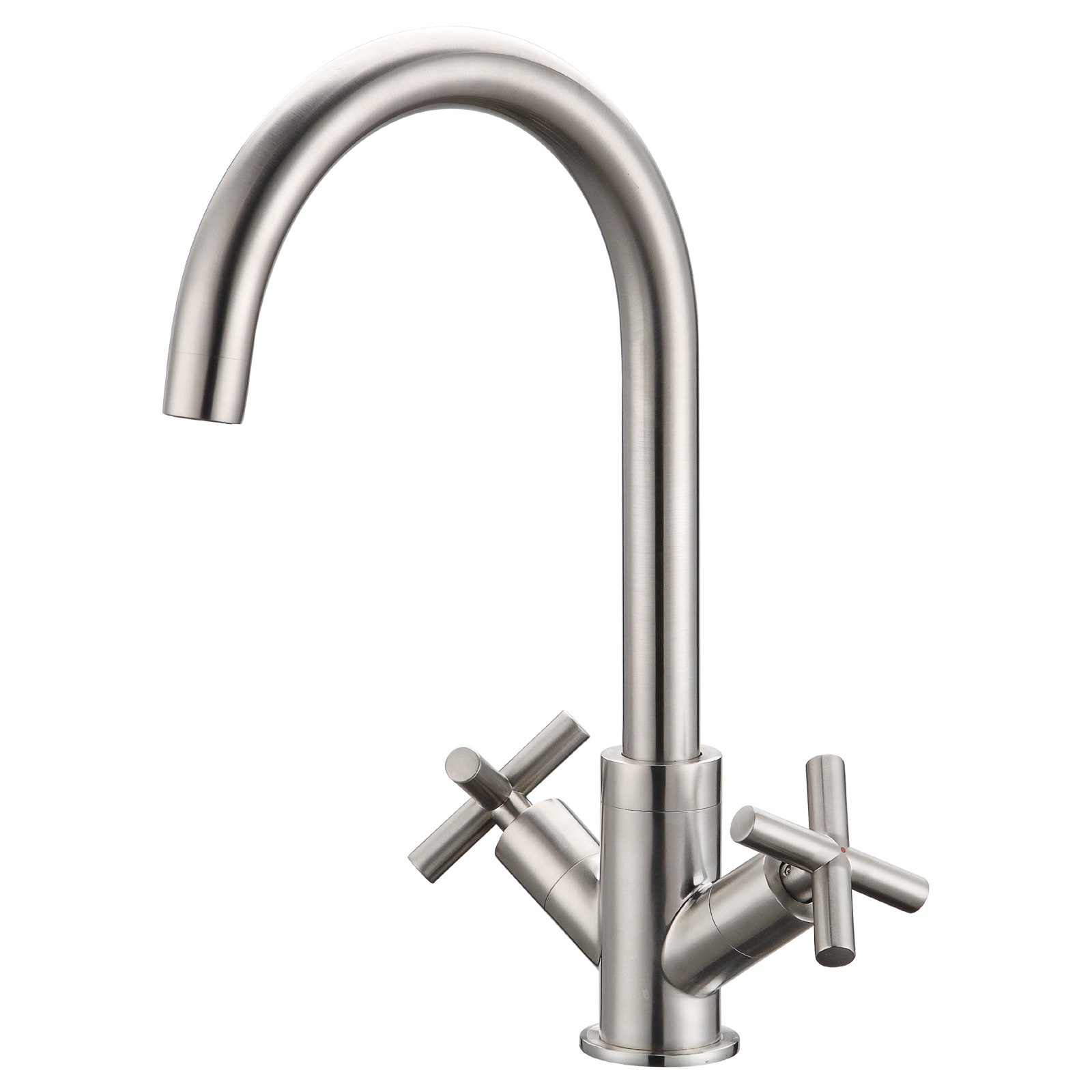 Warsaw Kitchen Mixer Tap (Brushed)