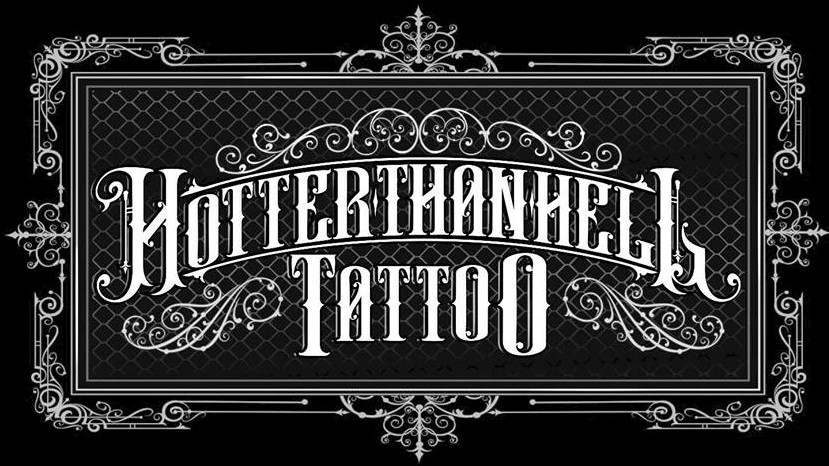 Hotter Than Hell Tattoo