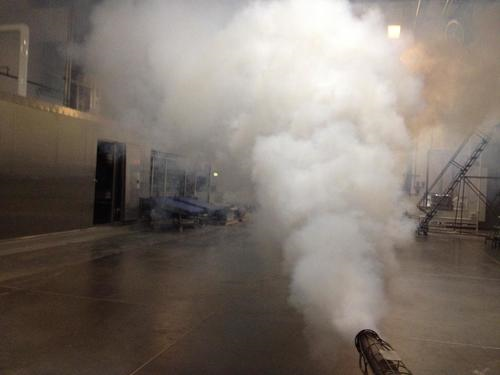 Thermal Fogging in Industrial setting