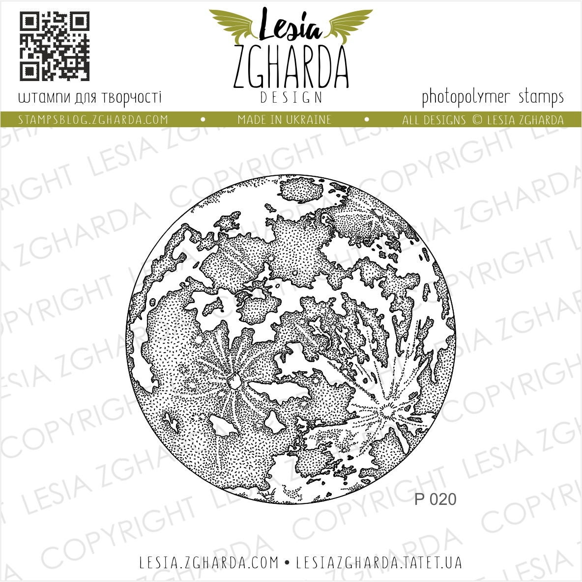 Lesia Zgharda - To the Moon