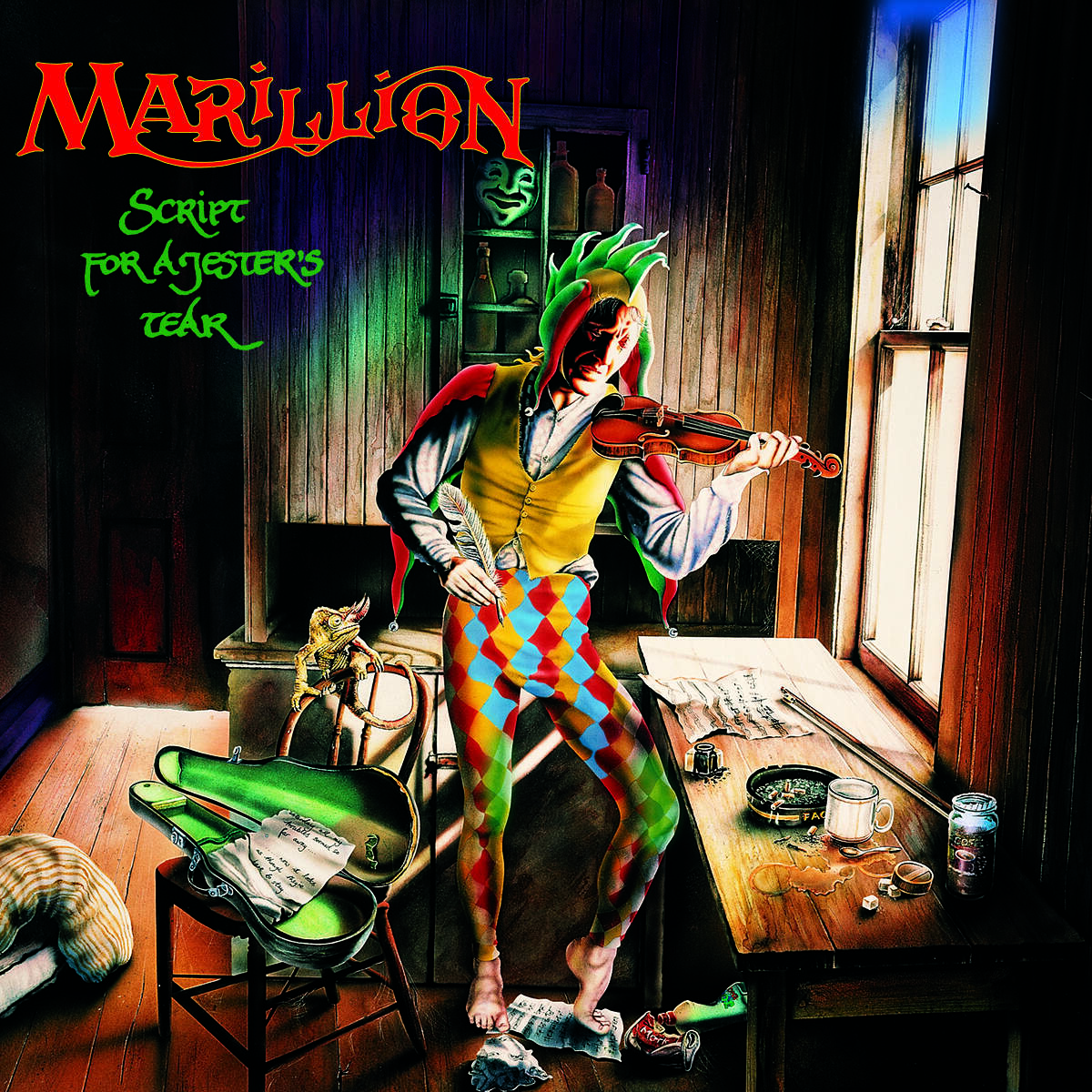 Marillion - A Script for a Jester's Tear