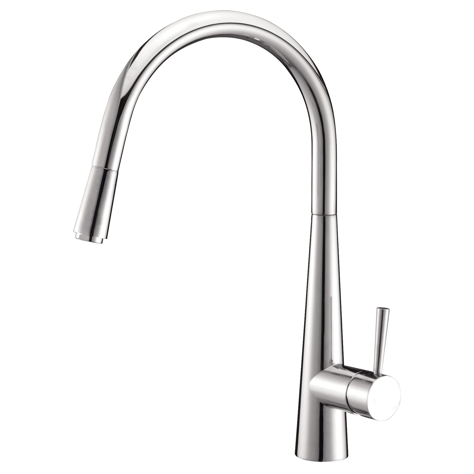 Stockholm Pull Out Kitchen Mixer Tap (Chrome)