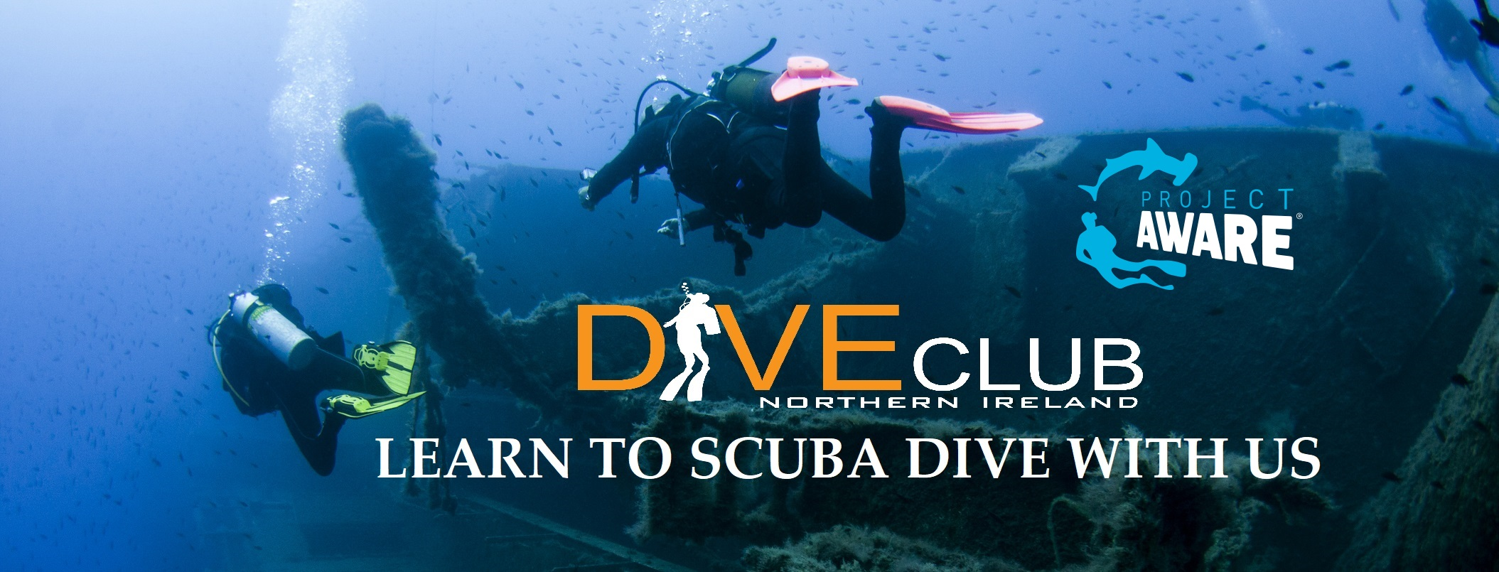 Learn to Scuba dive with us