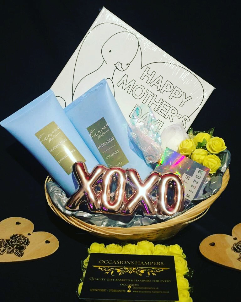 Mother's Day Gift Basket #1