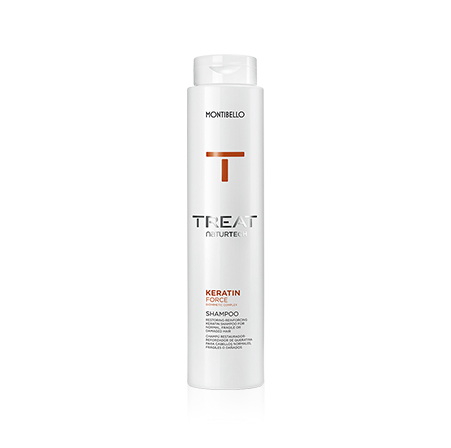 Montibello Treat Naturtech - KERATIN FORCE SHAMPOO