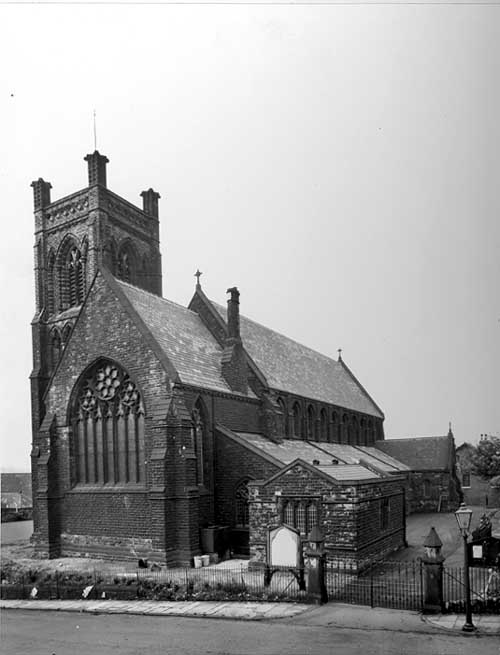 All Hallows Church Burley Leeds Library  Information Services 20031028_75475711jpg