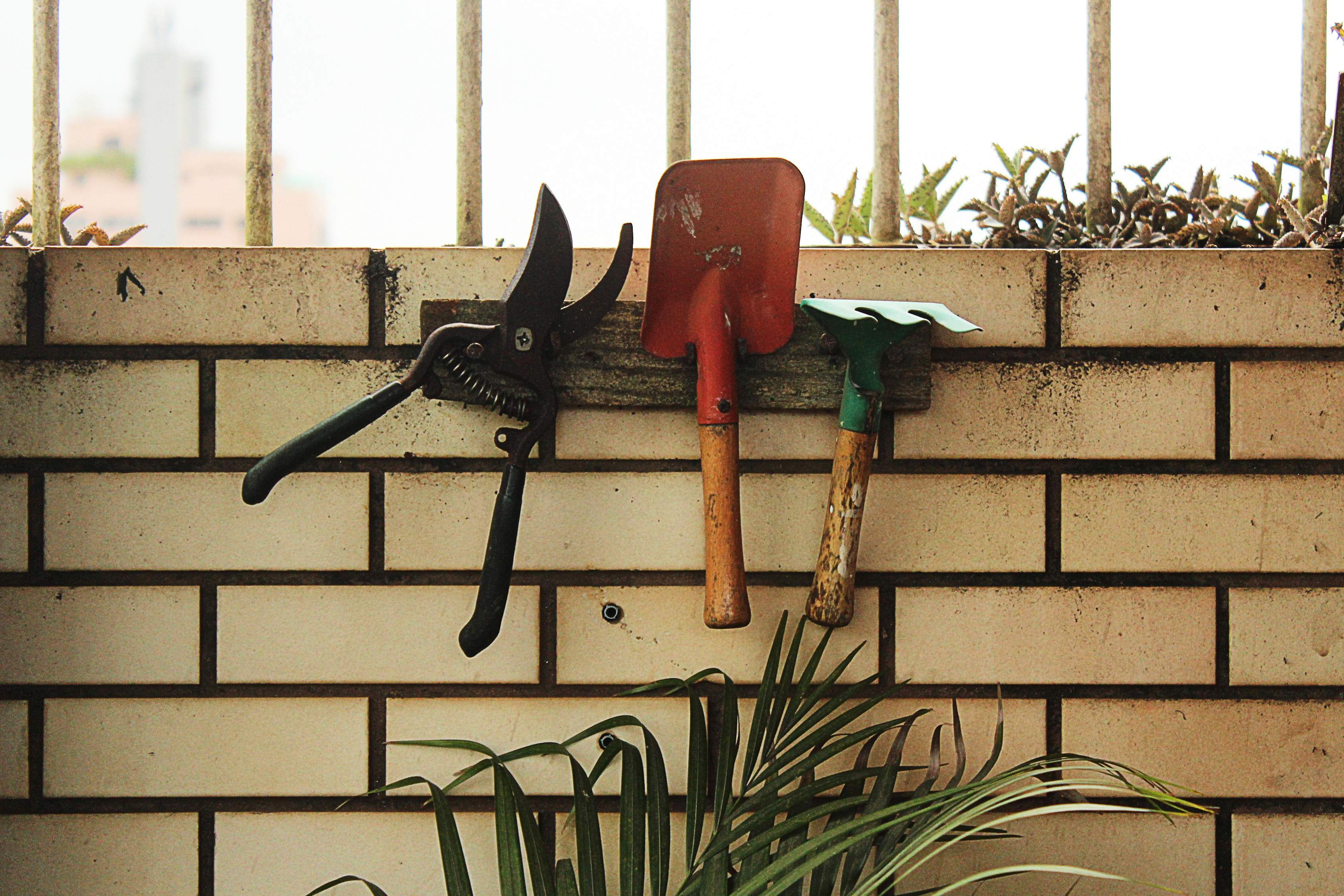 Link to garden tools page