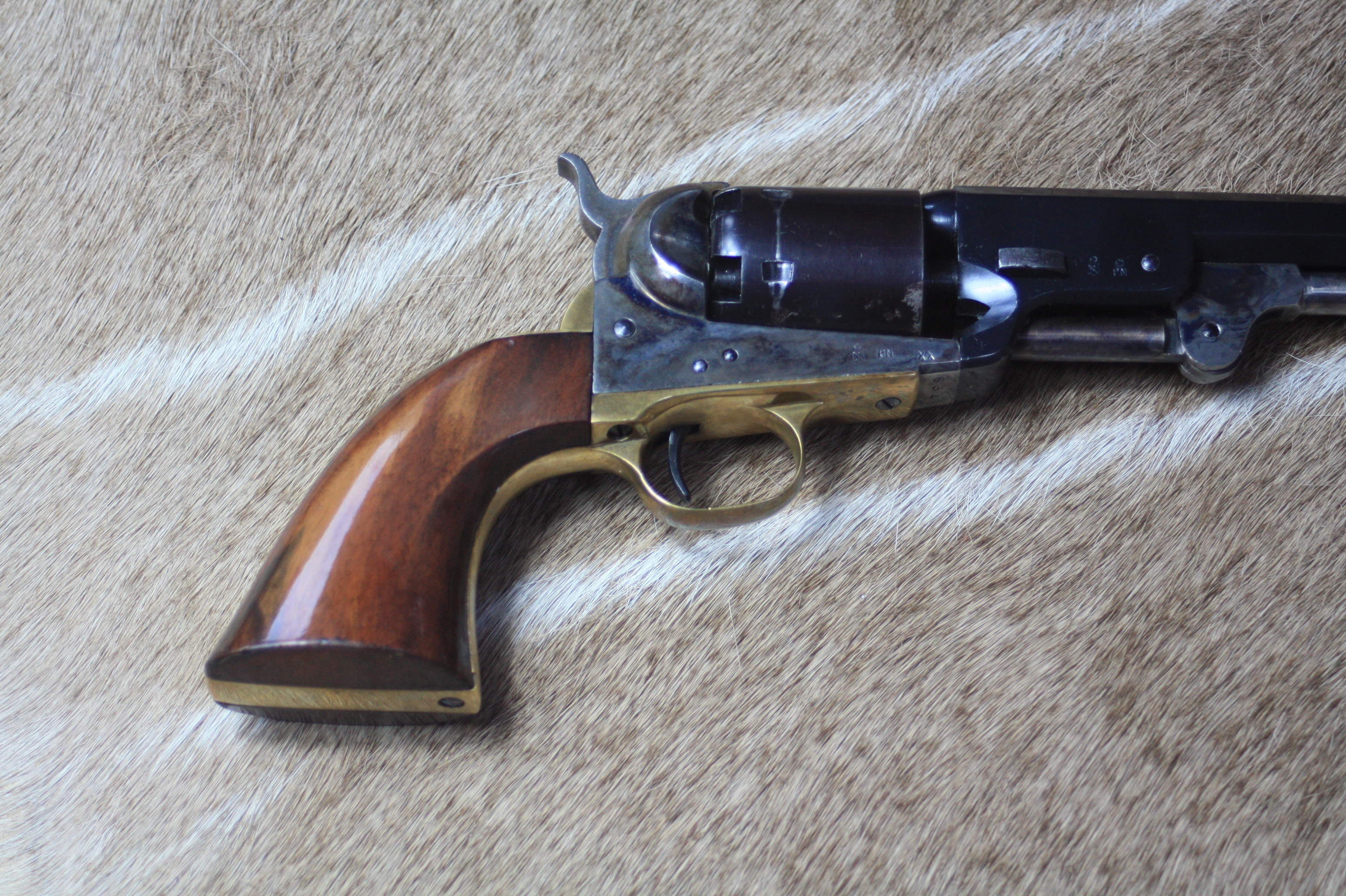 Reproduction 1851 Colt Navy .36 Revolver