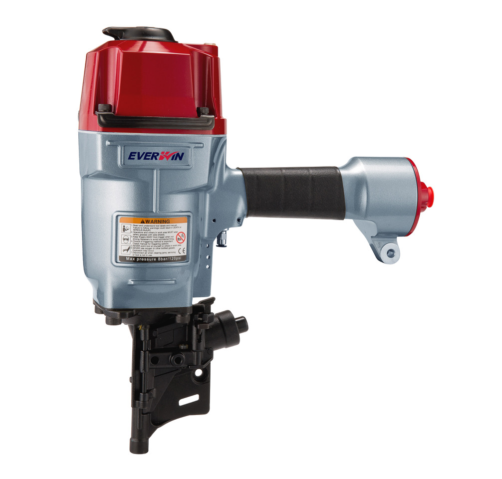 "PN80PAL - MACHINE-MOUNTED 80mm (3-1/4"") WIRE COIL NAILER 15°"