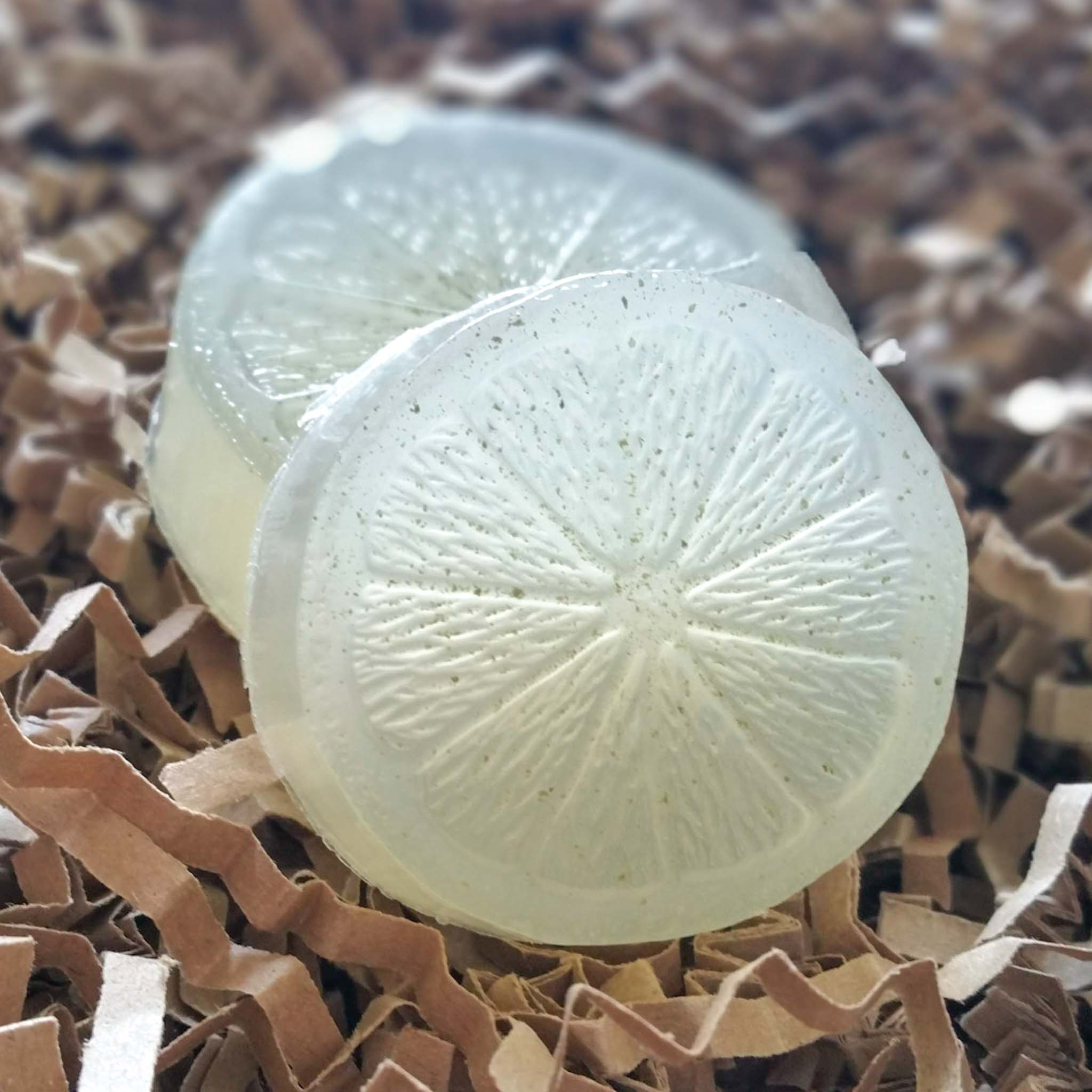 Lime Oil Luxury Soap with Natural Clay