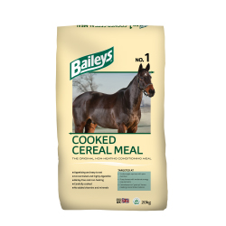 Bailey's No. 1 Cooked Cereal Meal