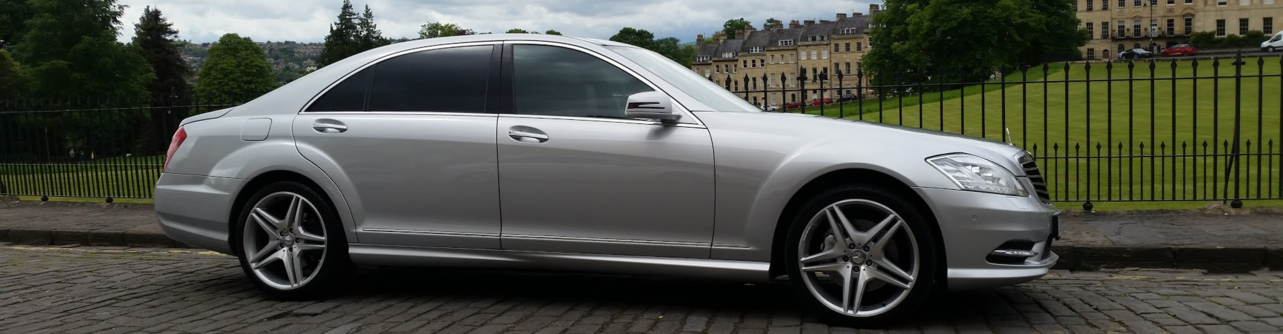 Bath Chauffeur Driven Mercedes