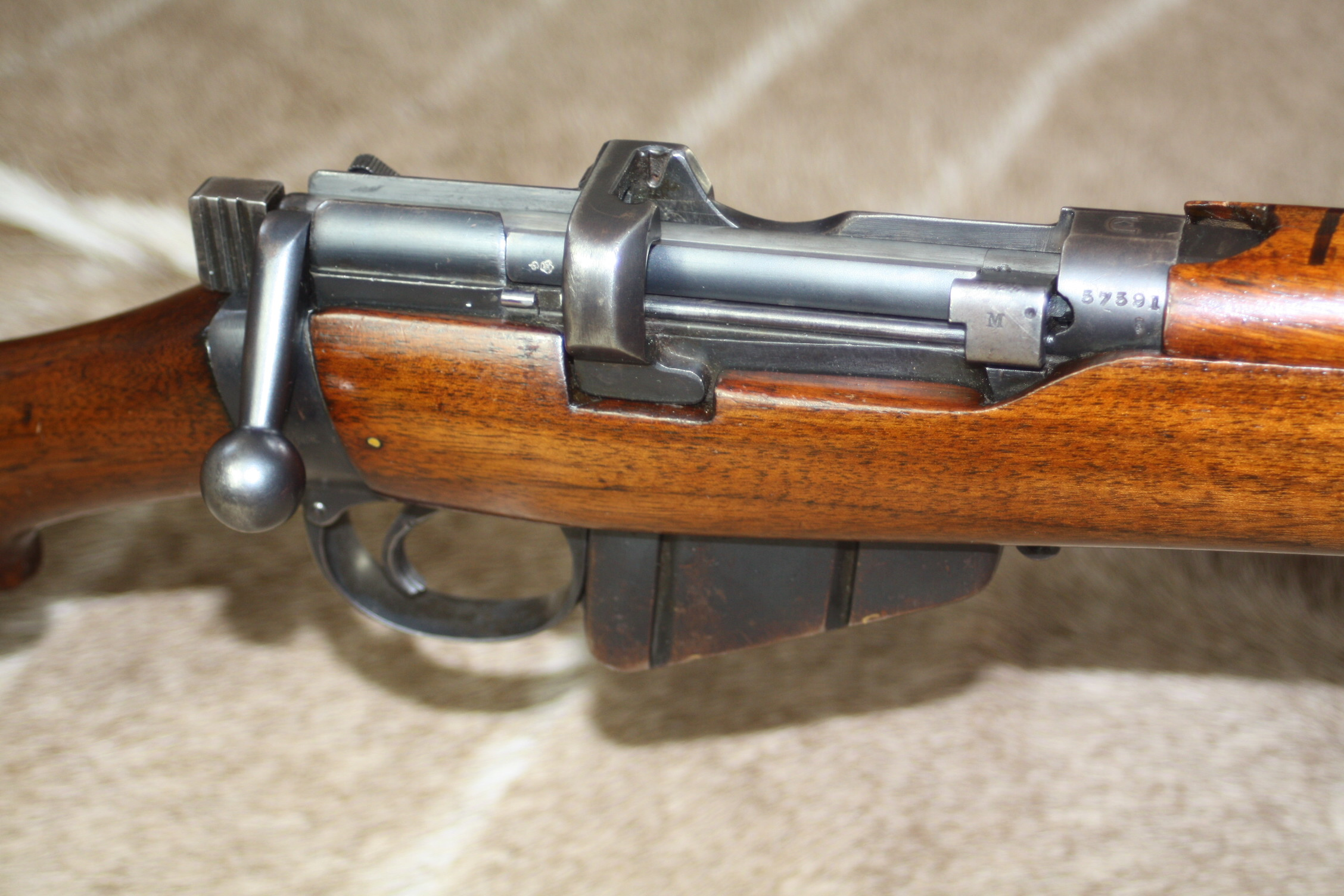 Lee Enfield SMLE .303 Bolt Action Rifle