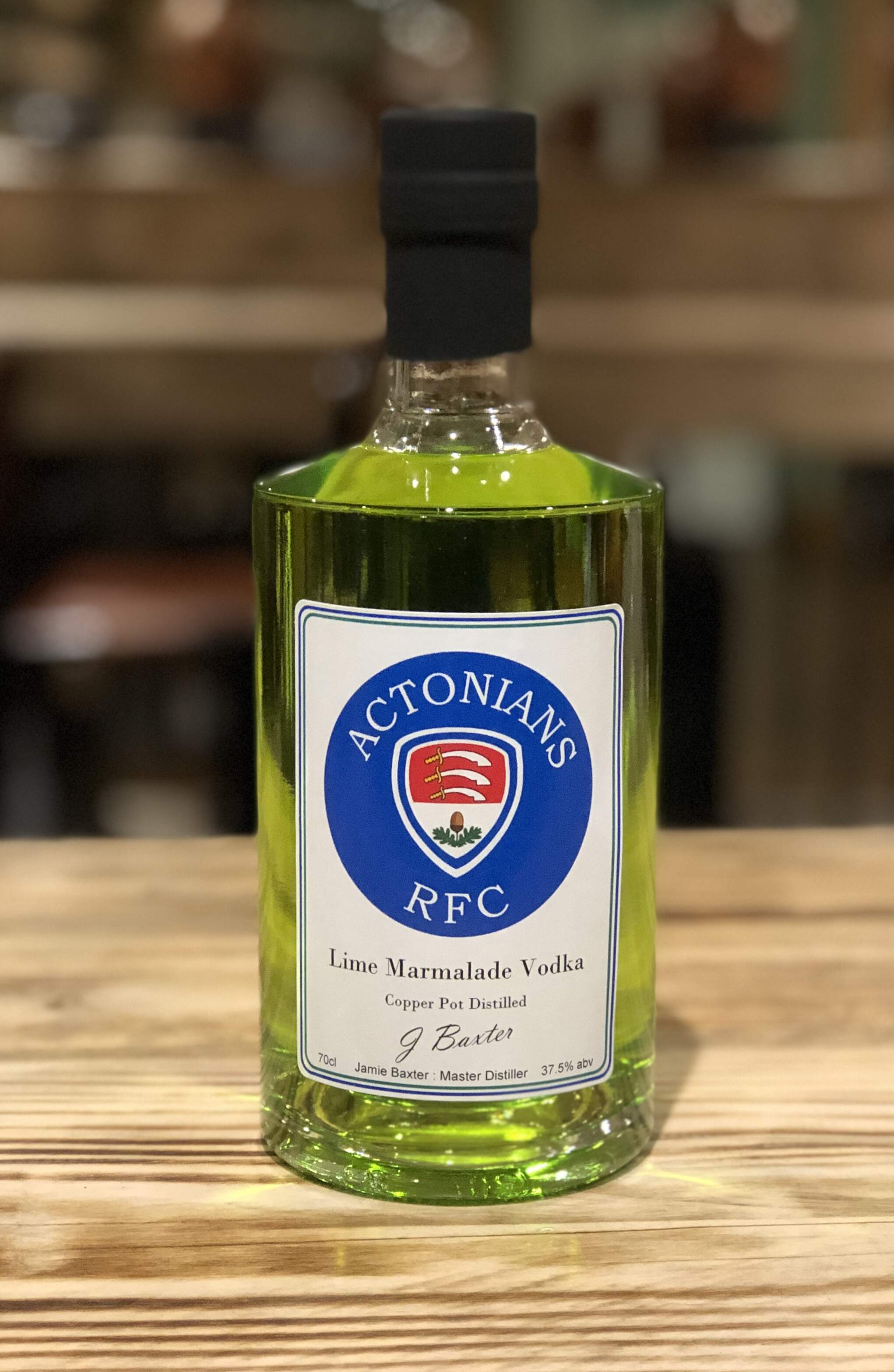 Actonians RFC 'Lime Marmalade Vodka'