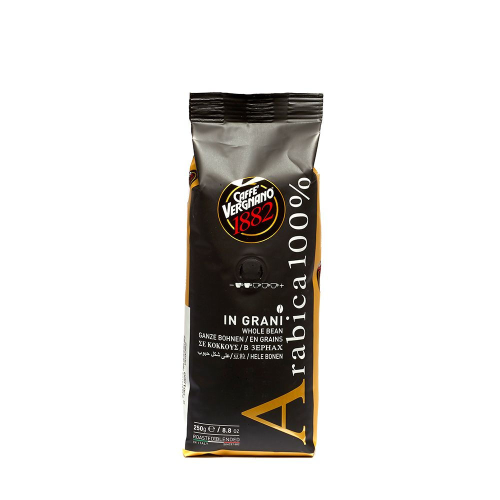 Coffee beans 100% Arabica 250g