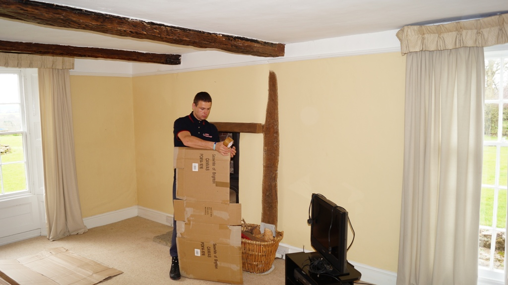 House Removals Stonehouse