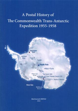 A Postal History of the Commonwealth Trans-Antarctic ExpeditionJPG