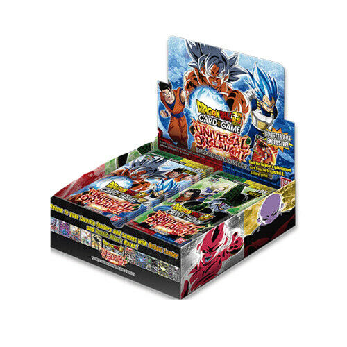 Dragon Ball Super - Universal Onslaught Box