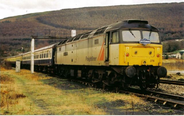 "47376 at  Abercwmboi on the ""Power Porter"" railtour - 06/01/01  (Chris Wall)"