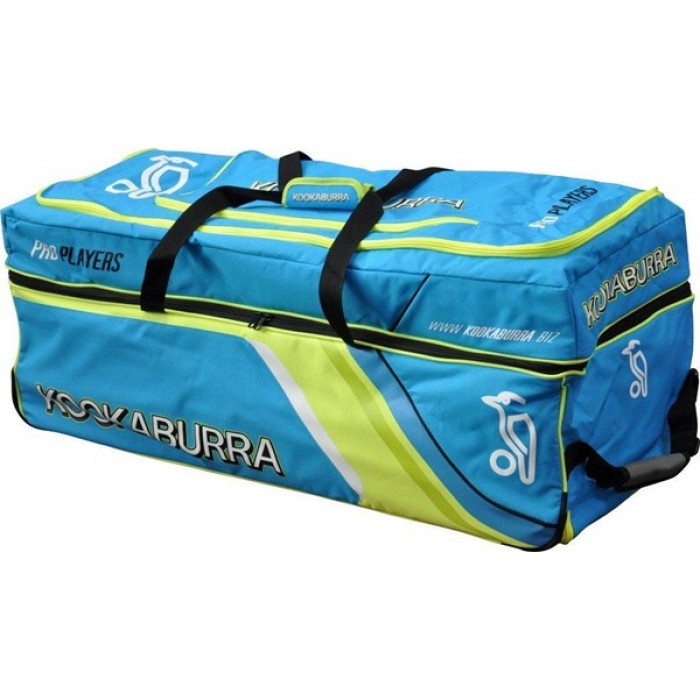 KOOKABURRA PRO PLAYERS CRICKET WHEELIE BAG