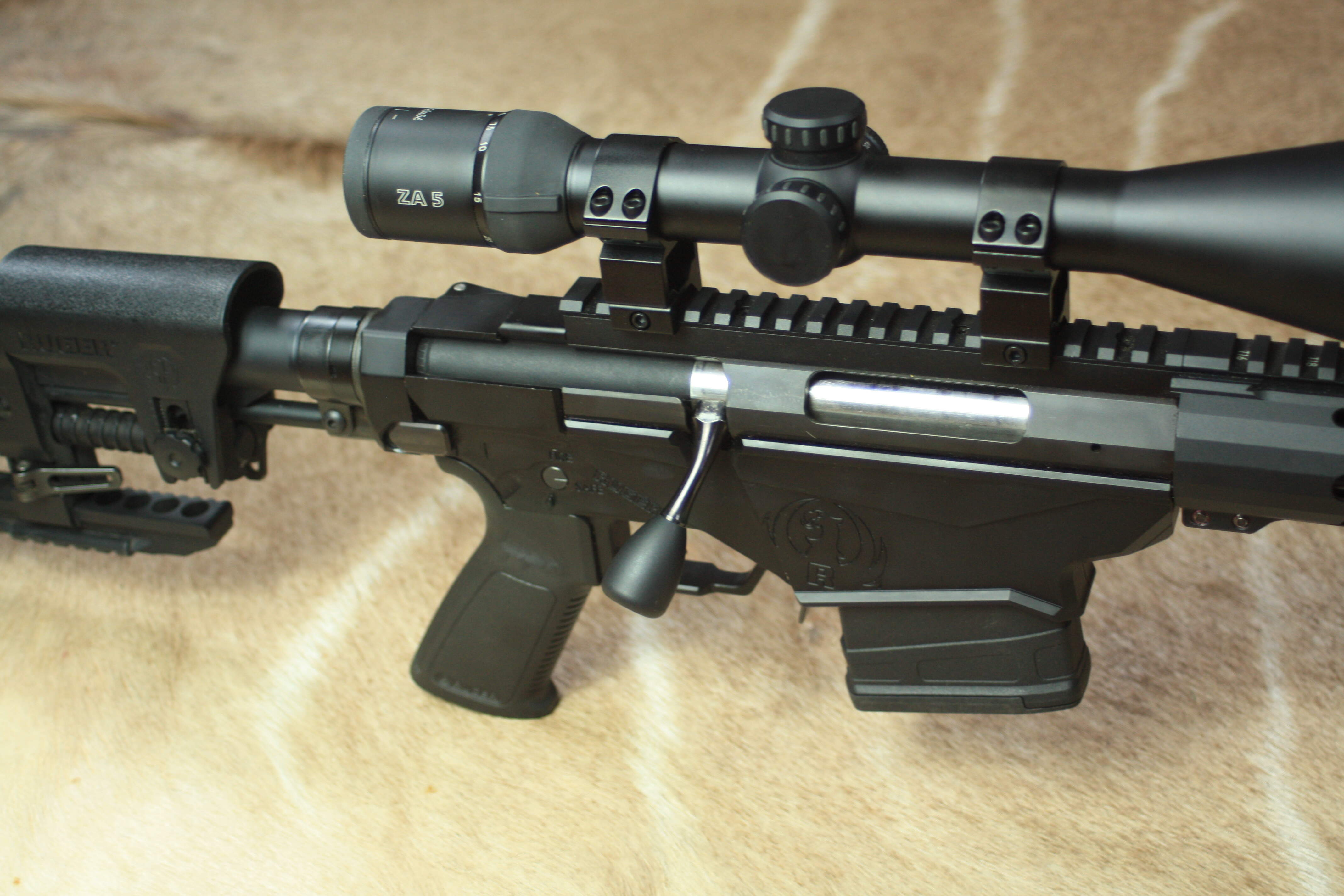 Ruger Precision Bolt Action Rifle in 6.5 Creedmoor