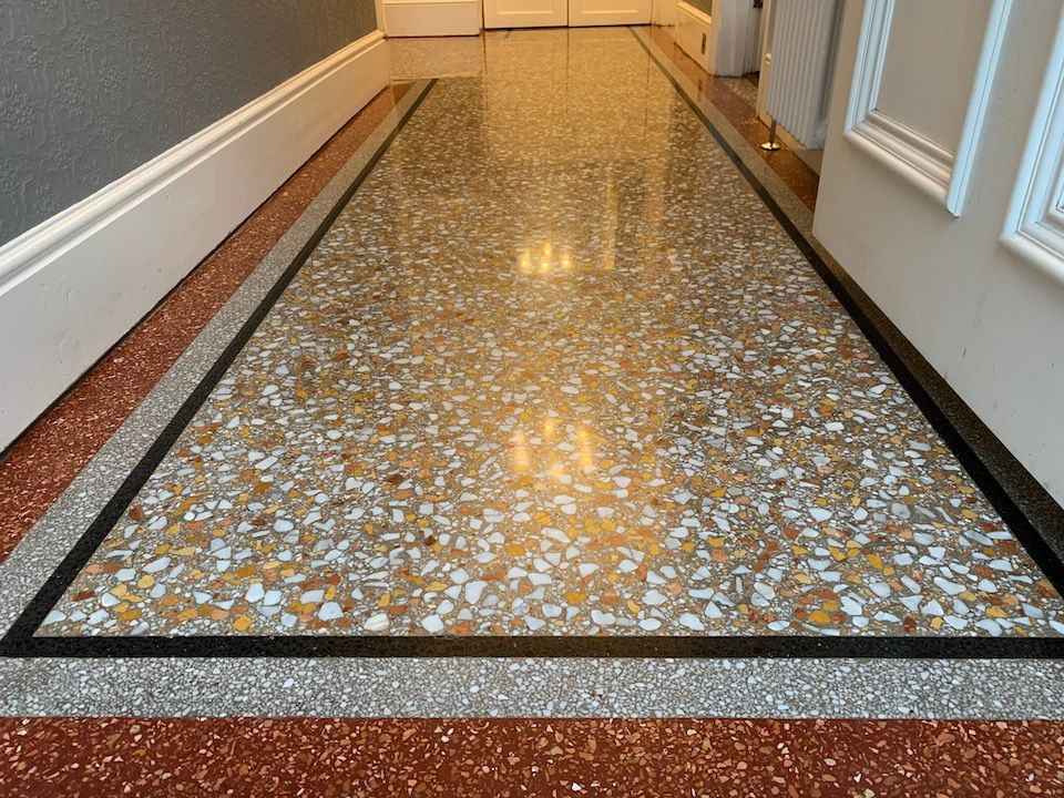 terrazzo cleaning