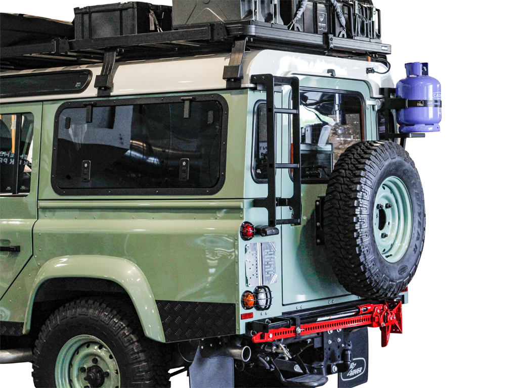 Front Runner Land Rover Defender 90/110 Ladder