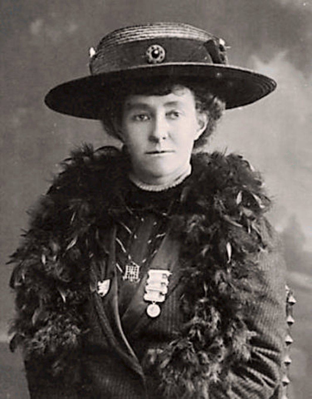 The suffragette who hid in the House of Commons on census night