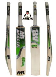 MB Malik Gladiator English Willow Cricket Bat SH Weight 2.7 Lbs