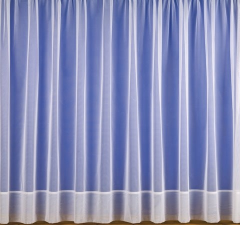 "JANE NET CURTAIN - 107cm (42"") length"